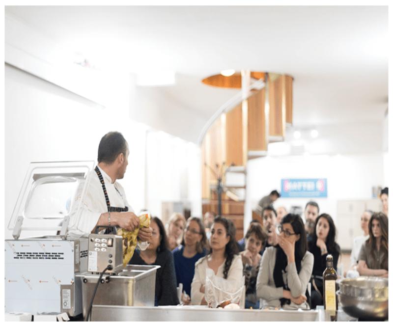 Formazione utilizzo attrezzature delle cucine professionali a Roma