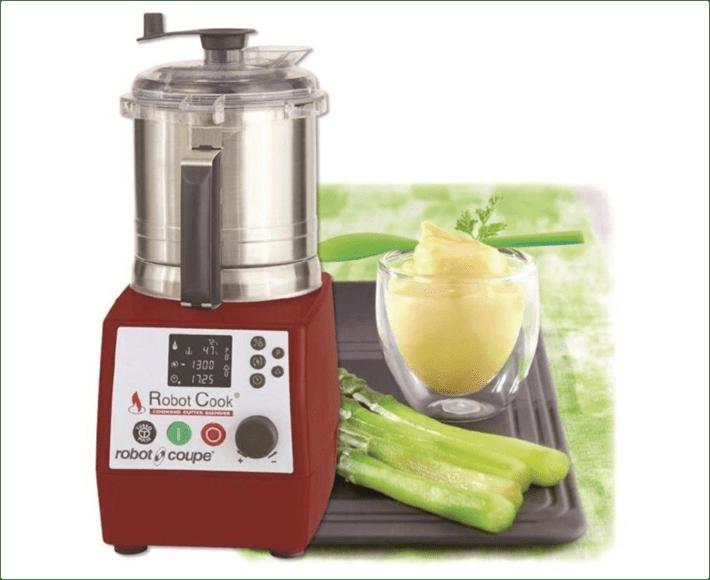 Dimostrazione Robot Cook