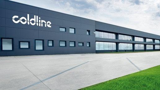 Coldline fabbrica