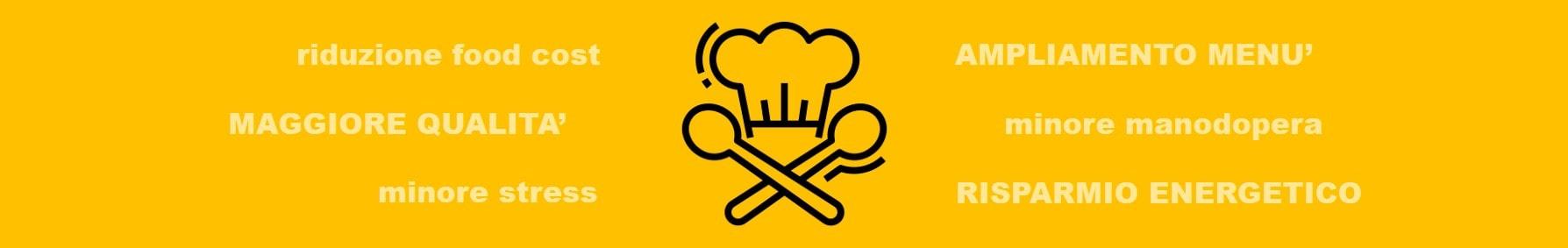 Formazione cucine professionali