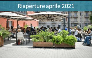 Riapertura ristoranti aprile 2021
