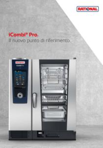 catalogo Forno Rational iCombi Pro